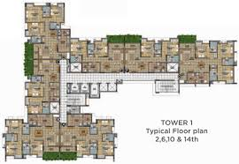 Silver Towers Floor Plans by Malabar Silver Linden In Kannanchery Kozhikode Price Location