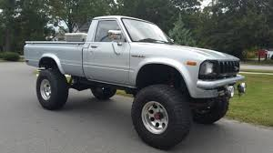1982 toyota truck for sale toyota other cab chassis 1982 silver for sale jt4rn34r7c0031866