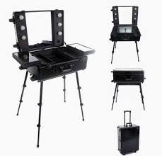 portable hair and makeup stations 12 best mobile hair images on salon ideas mobile