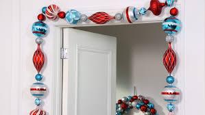 ask martha how to make an ornament garland martha stewart