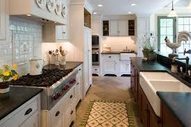 Kitchen With Farm Sink - soapstone farm sink houzz