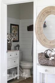 Half Bathroom Paint Ideas by House Paint Colors The Wood Grain Cottage