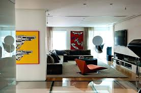 Ideas For Apartment Decor Apartment Decor Ideas For Guys Abstract Canvas Wall Apartment