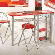 fabriquer une table bar de cuisine table haute plan de travail chaises fabriquer une table haute avec