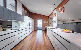 sa kitchen designs family hub galley style kitchen completehome