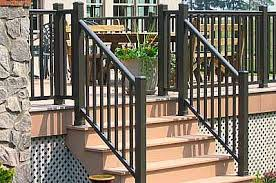 Outdoor Banisters And Railings The Best Deck Railing Designs And Ideas