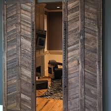 Barn Door Frame by Reclaimed Wood Barn Doors Wb Designs