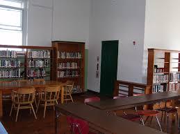 Basement Library Mahanoy City Public Library