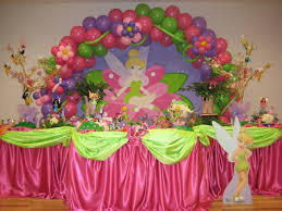 interior design new fairy themed birthday party decorations