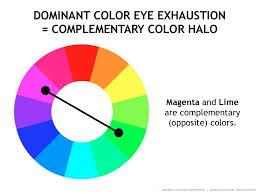dominant color eye exhaustion u003d