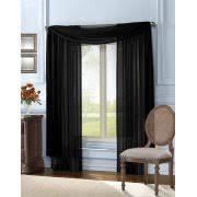 Sheer Scarf Valance Window Treatments Window Scarves