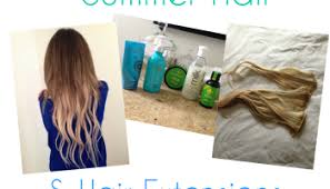 gbb hair extensions why you should sew together your clip in hair extension wefts