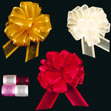 pull ribbon 4 satin chiffon pull bows ribbon floral supply syndicate