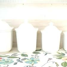 white canisters for kitchen white canister set kitchen white canister set bed bath and beyond