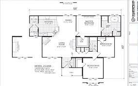 haleys homes champion floor plans modular home 23 4058 triple