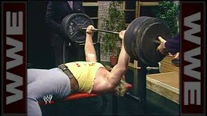How Much Can John Cena Bench Press Big John Studd Attempts A World Record Bench Press January 31