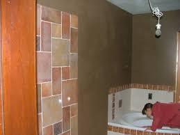 putz für badezimmer lehmputz im bad fachwerk de bilder lehmputz spritzwasserbereich