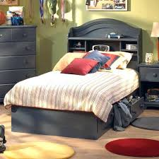 South Shore Twin Platform Bed Bookcase South Shore Summer Breeze Twin Mates Bed With Bookcase