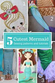 65 best mermaids images on pinterest sewing projects sewing