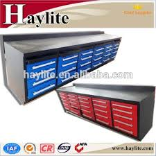 haylite garage workbench metal work table tool bench new design
