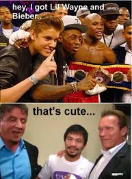 Pacquiao Mayweather Memes - extra security called in ahead of floyd mayweather jr and manny