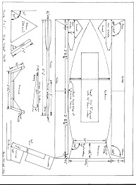 Free Wooden Boat Plans Skiff by Cucuk