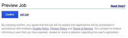 post resume to indeed indeed job posting how to drastically increase candidates