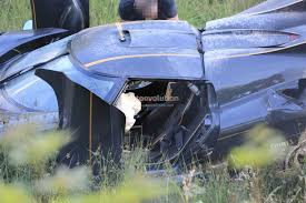 blue koenigsegg one 1 update koenigsegg one 1 destroyed in nurburgring crash hypercar