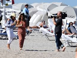 Housewives Danielle Staub Shooting With Teresa Giudice And U0027real Housewives
