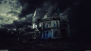 halloween haunted house background haunted house 853441 walldevil