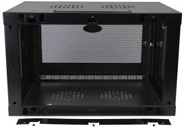 amazon com tripp lite 6u wall mount rack enclosure server cabinet