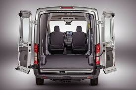 2015 ford transit mpg output cargo capacity detailed automobile