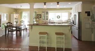 Kitchen Island Columns Kitchen Island With Columns Open Kitchen With Columns Kitchen