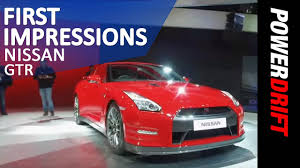 nissan gtr india price nissan gt r first impressions powerdrift youtube