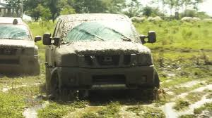 nissan safari lifted gumbo texas mud no challenge for nissan pro4x series youtube