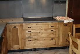 meuble cuisine en chene meuble cuisine chene
