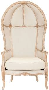 Dome Chairs Dome Canopy Upholstered Accent Chair Safavieh Com