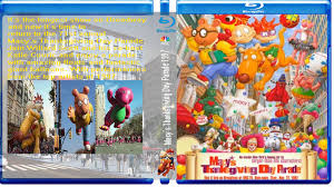 macy s thanksgiving day parade 1997 cover by mryoshi1996