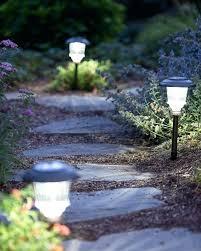Led Solar Landscape Lights Solar Outdoor Landscape Lighting Outdoor Garden Stainless Steel