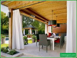 pergola design ideas outdoor curtains for pergola simple and black