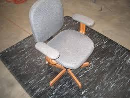 Plastic Office Desk Decoration Clear Plastic Mats For Floors Computer Desk Chair Mat