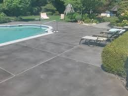 pool deck concrete resurfacing in colts neck new jersey epoxy