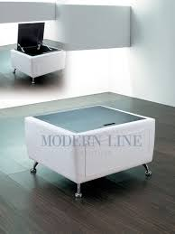 Modern Line Furniture by Wood Storage Coffee Table Kmart Com Crated Square Walnut Idolza