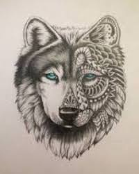 wolf tattoo meanings wolves foxes dogs and coyotes pinterest