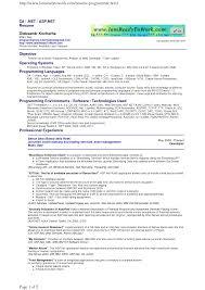 programming resume exles plc programmer resume exles sidemcicek
