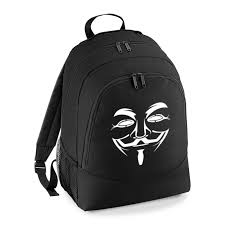 Guy Fawkes Mask Halloween by Anonymous Group Guy Fawkes Mask Boys Hoodie Available In Many