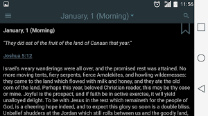 Devotions For Baby Shower - morning and evening devotional daily bible android apps on