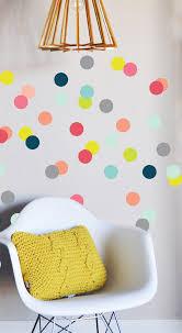 Best  Polka Dot Walls Ideas On Pinterest Polka Dot Bedroom - Polka dot wall decals for kids rooms