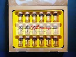 aqua skin egf gold skinnic aqua skin whitening egf gold injeksi whitening