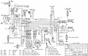combination switch wiring diagram honda combination wiring diagrams